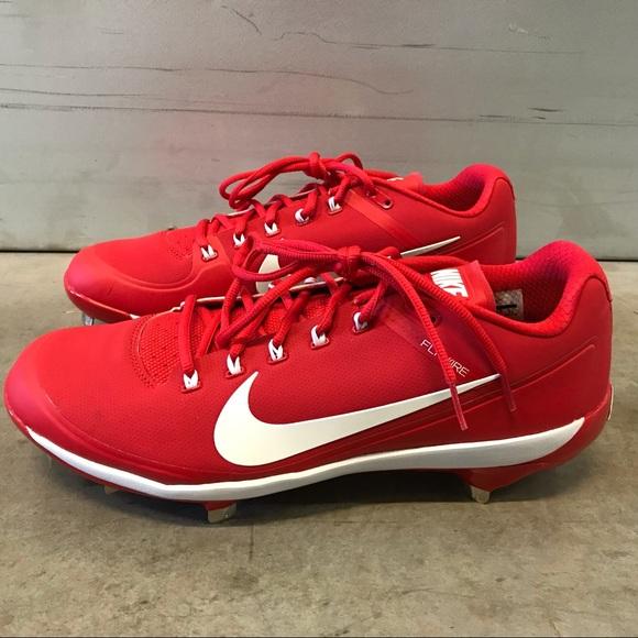 Nike Shoes | Nike Air Clipper Mens Red